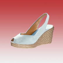Latest Fashion Espadrilles Shoes Made of Jute Sole