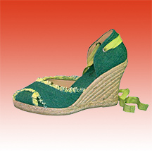 Espadrilles (Alpargata) Made of Jute Braid Sole